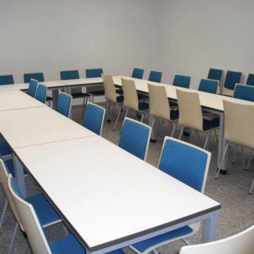 Uhlmanns Büro Komplett Konferenzräumn